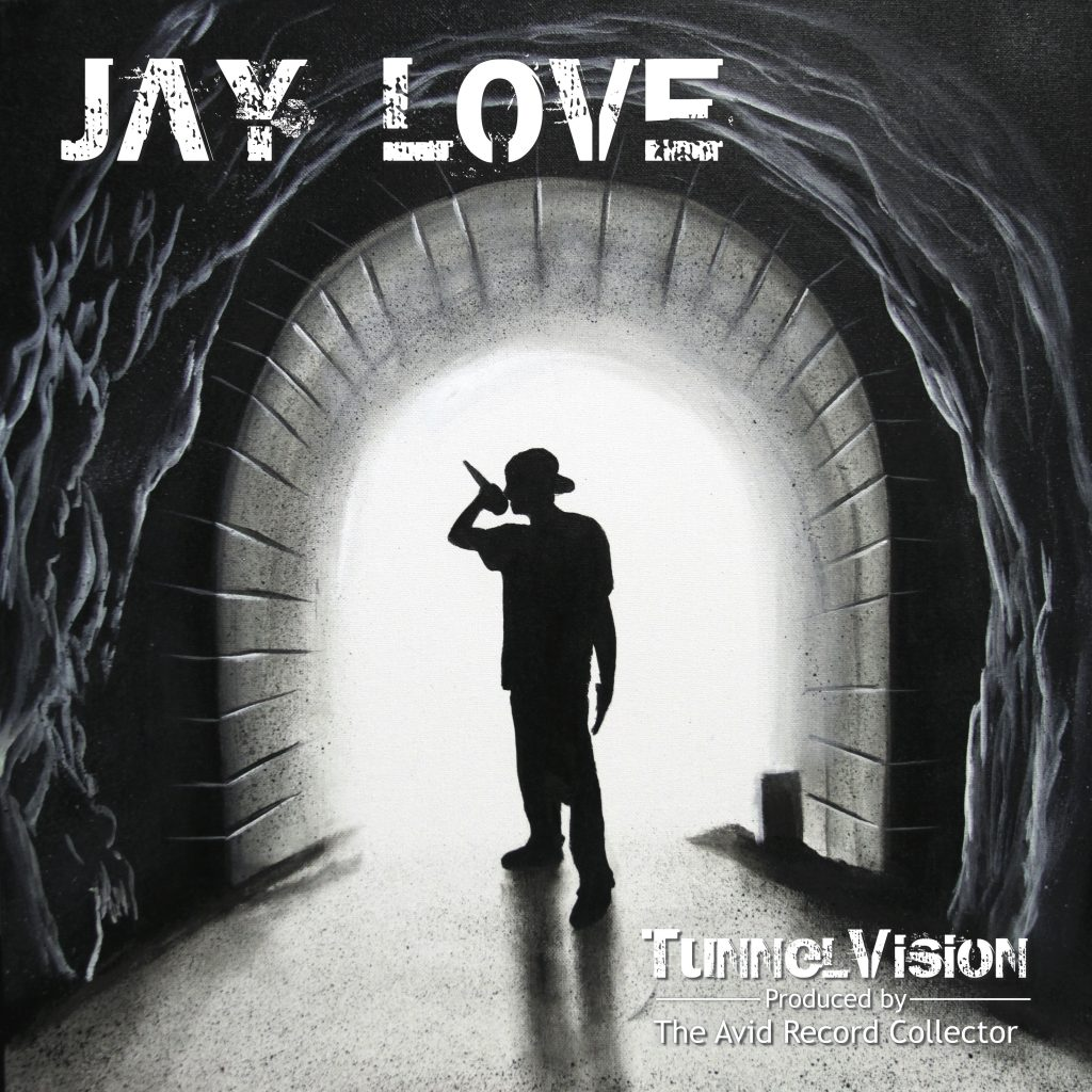 album art for the TunnelVision EP by Jay Love